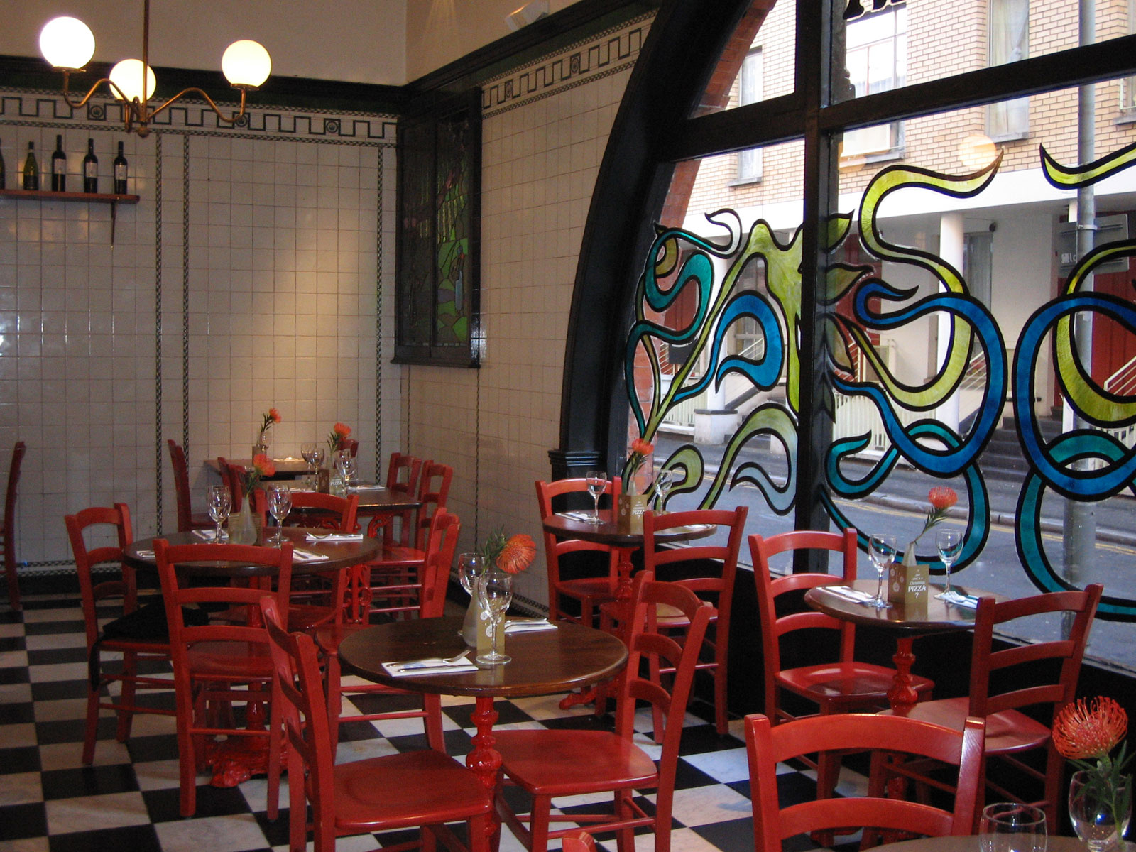 Reserve a table at PizzaExpress Coptic St