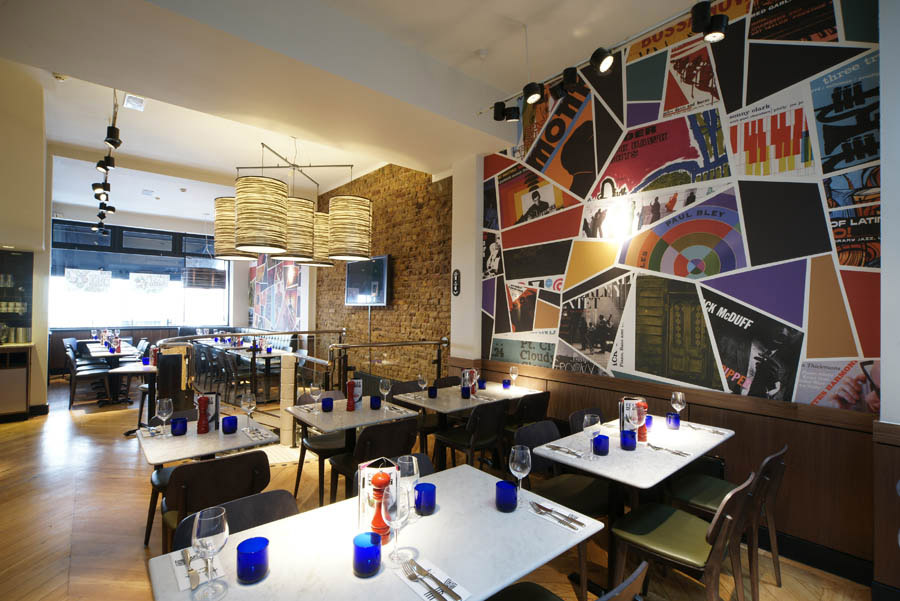 Reserve a table at PizzaExpress Dean St
