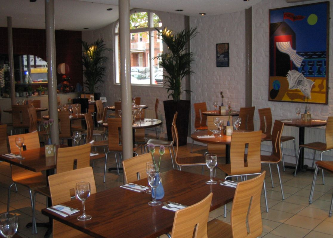 Reserve a table at PizzaExpress East Sheen