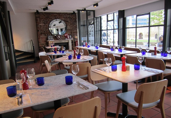 Reserve a table at PizzaExpress Exeter