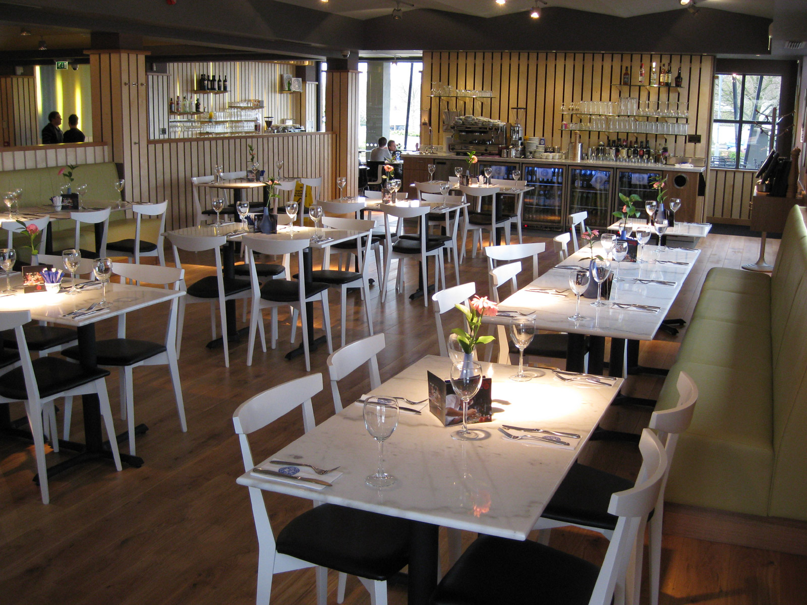 Reserve a table at PizzaExpress Basildon (Festival Leisure Park)