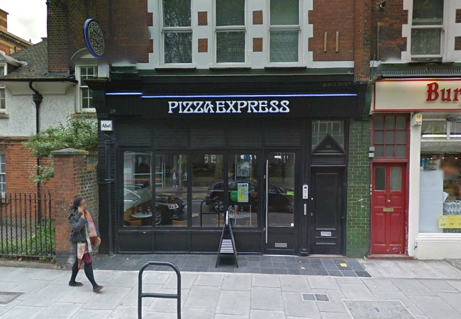 Reserve a table at PizzaExpress Fulham Palace Road