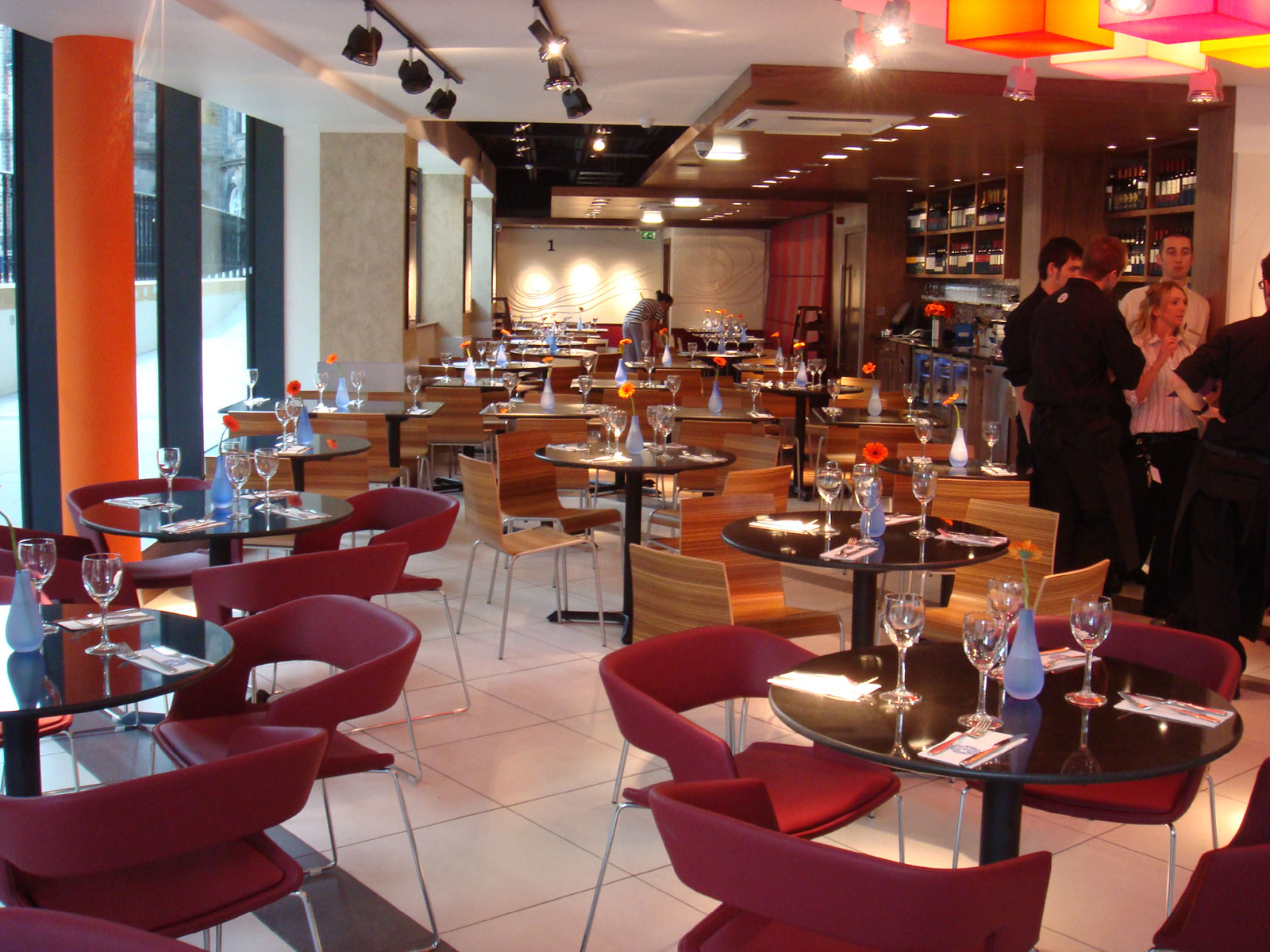 Reserve a table at PizzaExpress Edinburgh (George IV Bridge)