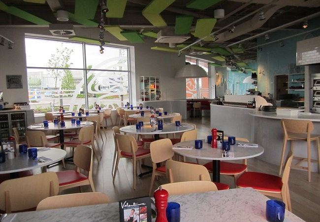 Reserve a table at PizzaExpress Nottingham Giltbrook