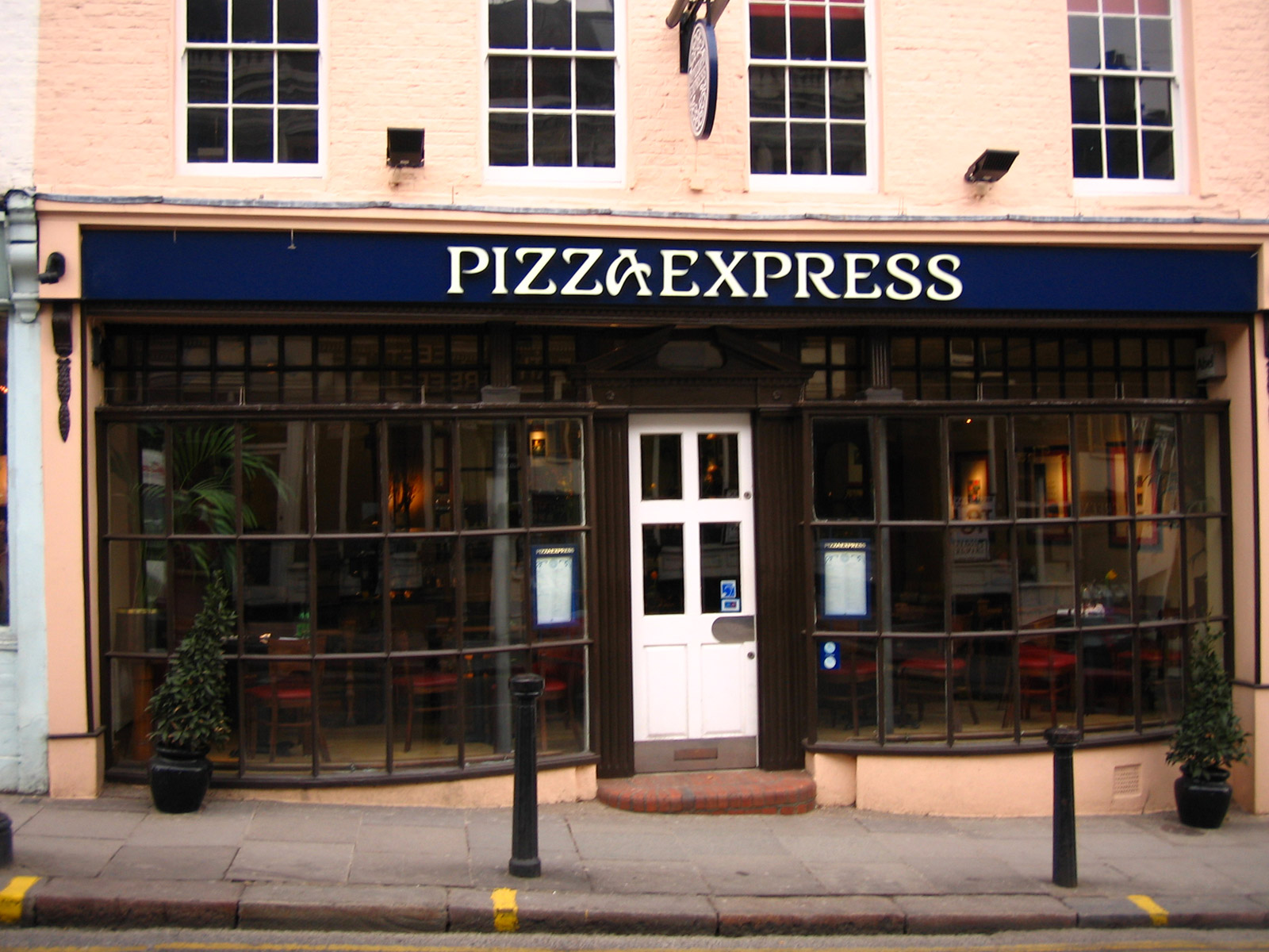 Reserve a table at PizzaExpress Hampstead