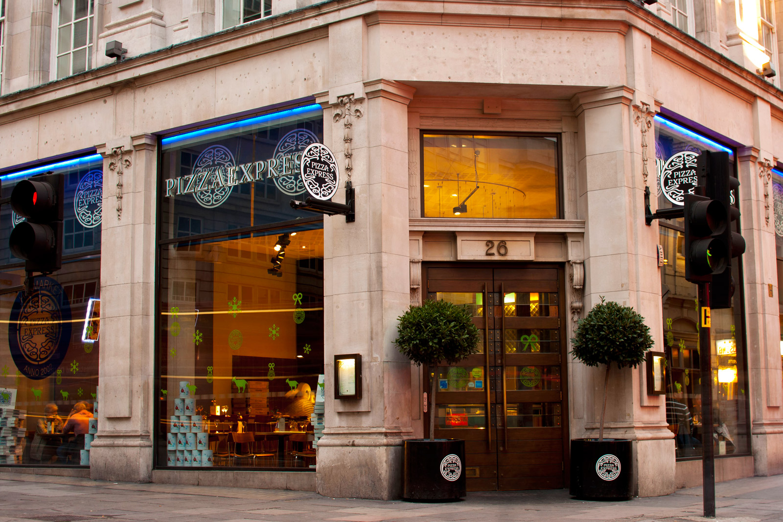 Reserve a table at PizzaExpress Haymarket