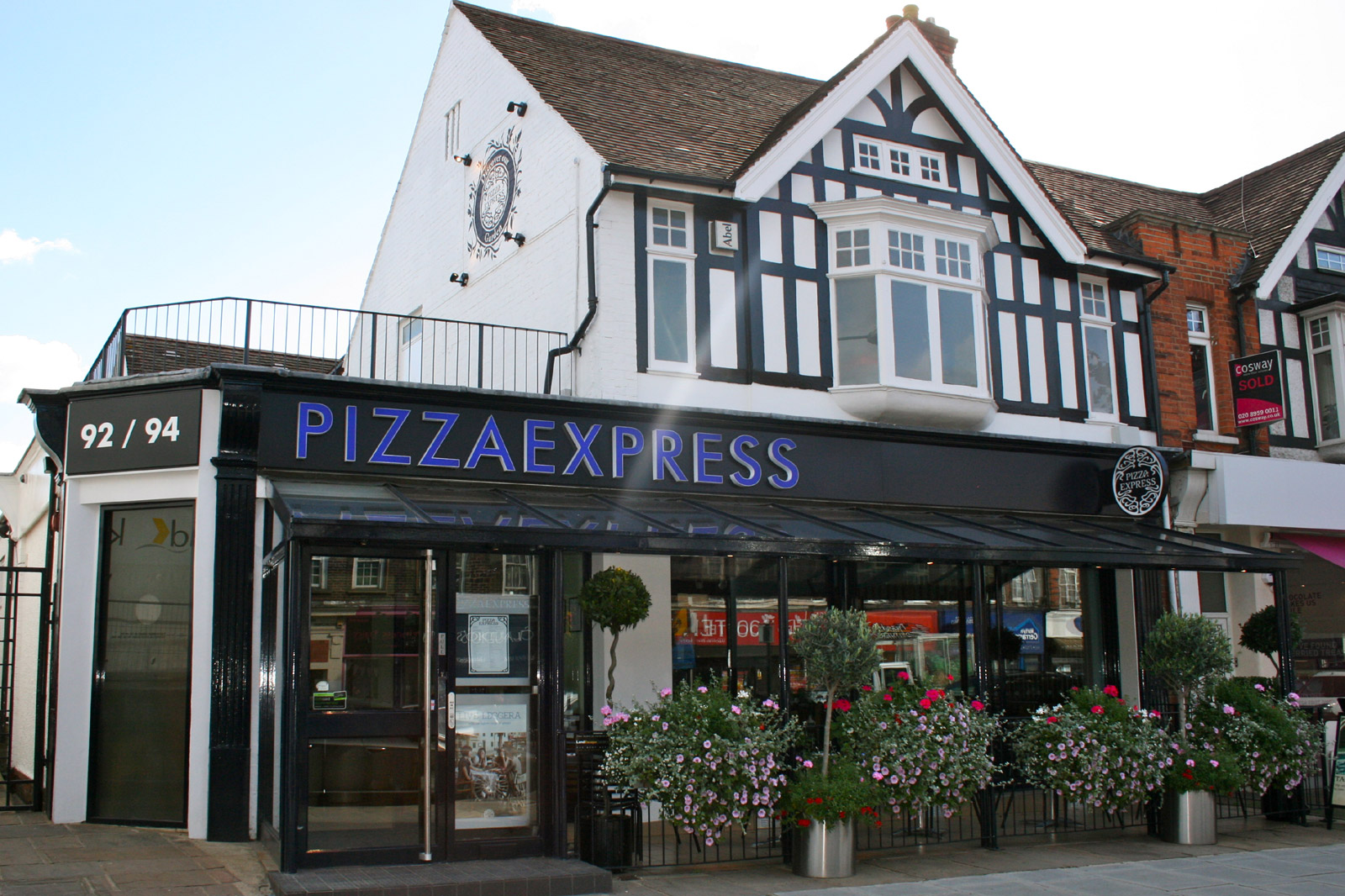 Reserve a table at PizzaExpress Mill Hill