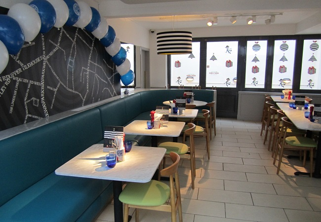 Reserve a table at PizzaExpress Hitchin