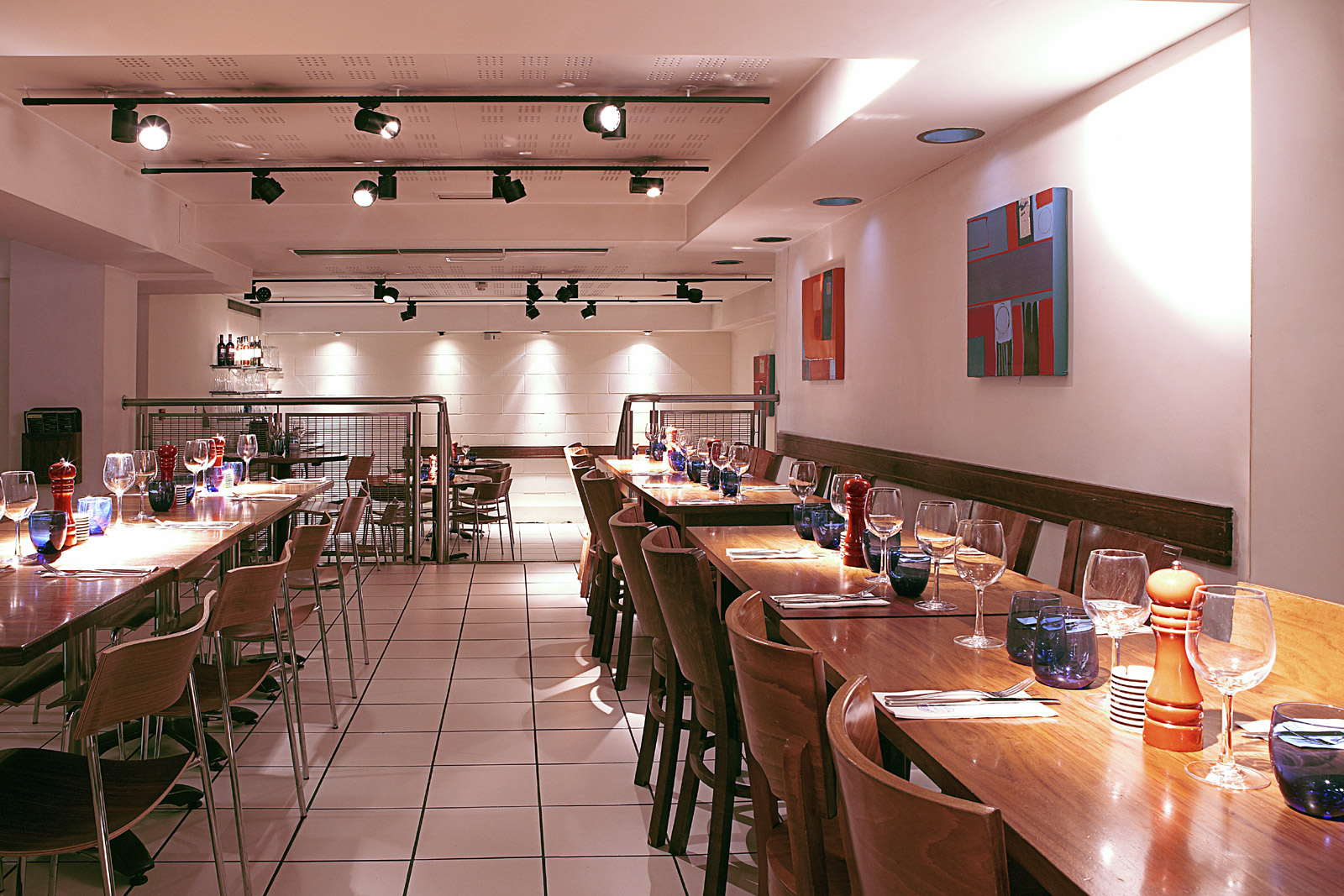 Reserve a table at PizzaExpress New Fetter Lane