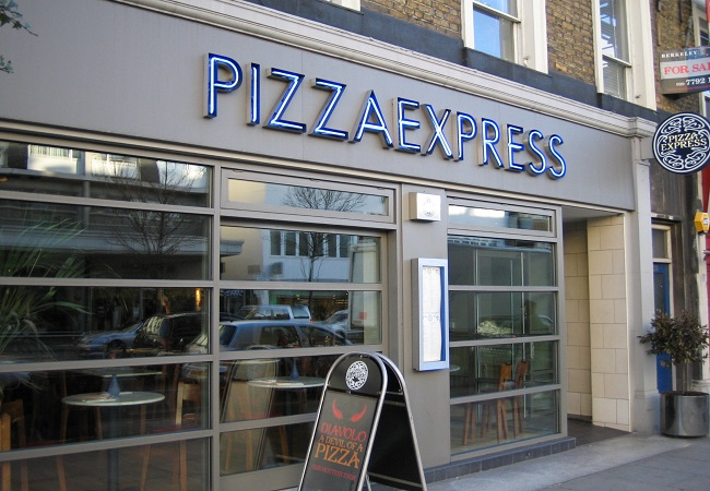 PizzaExpress Notting Hill Gate - London
