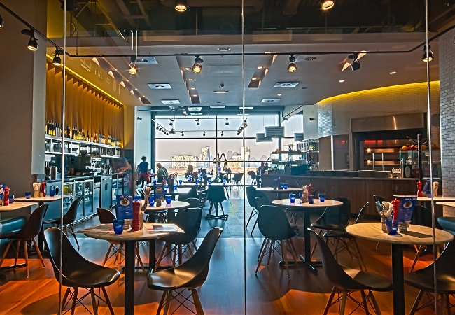 Reserve a table at PizzaExpress Edinburgh Ocean Terminal