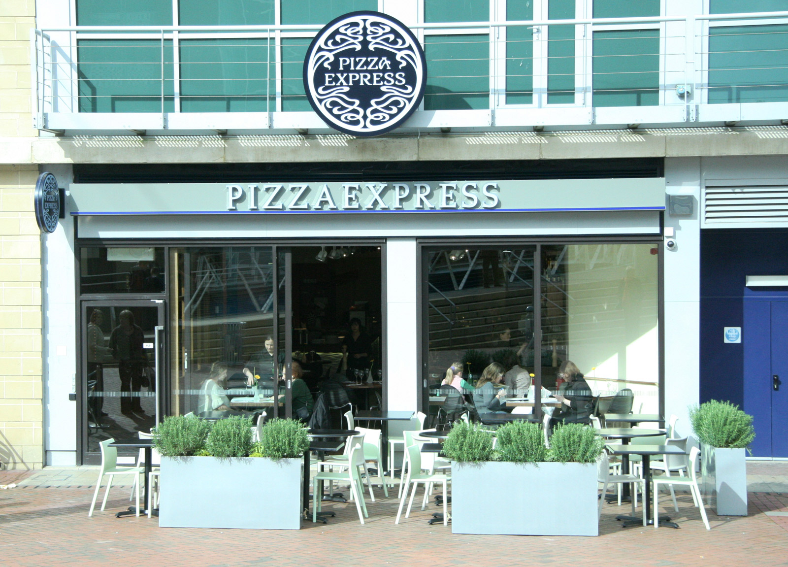 Reserve a table at PizzaExpress Reading Oracle