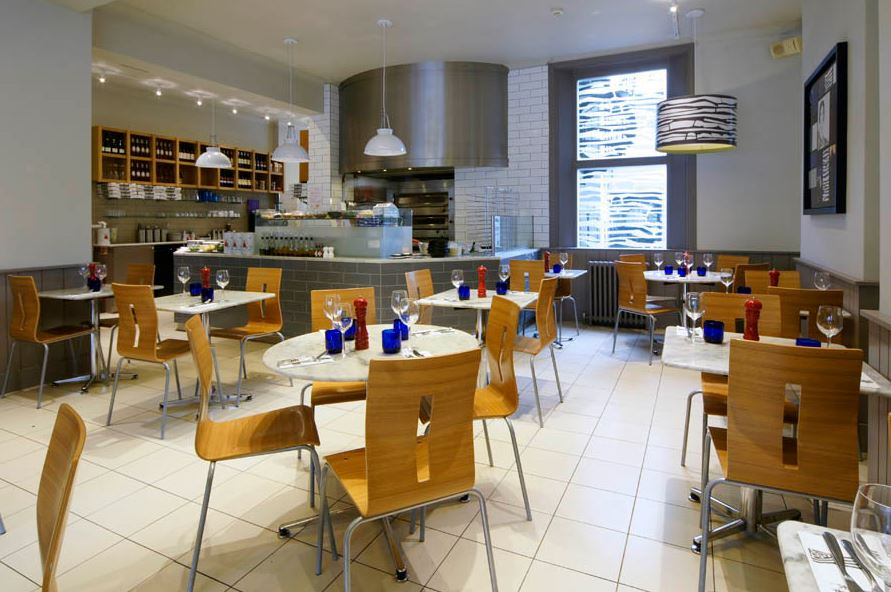 Reserve a table at PizzaExpress Putney