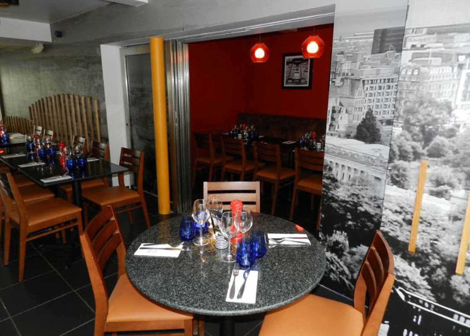 Reserve a table at PizzaExpress Edinburgh Queensferry St