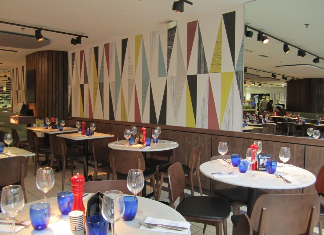 Reserve a table at PizzaExpress Royal Festival Hall
