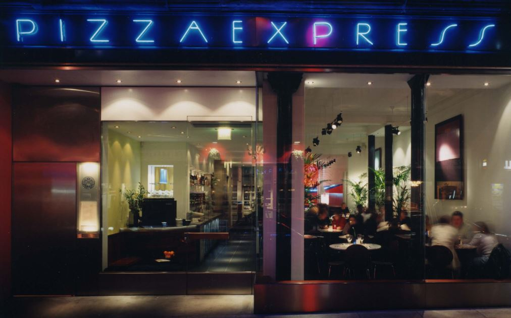 Reserve a table at PizzaExpress Glasgow Sauchiehall St