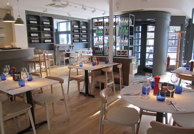 Reserve a table at PizzaExpress Sevenoaks