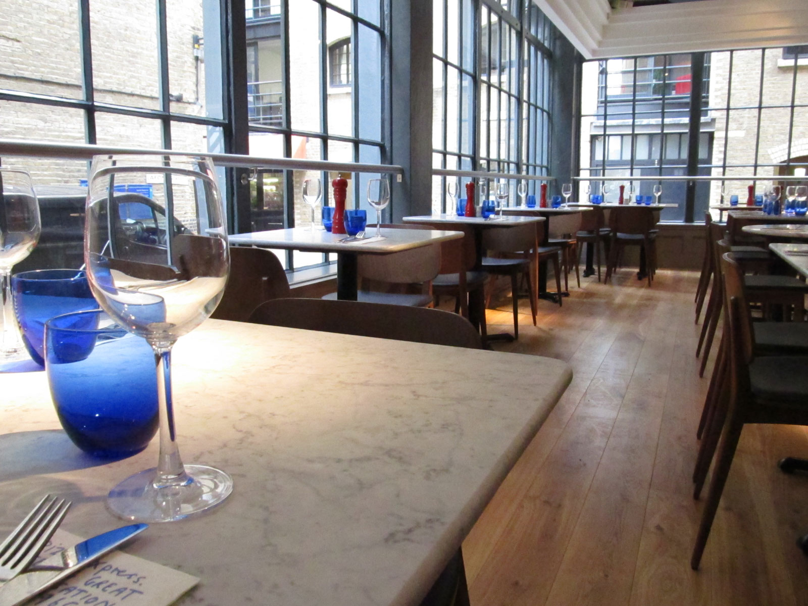 Reserve a table at PizzaExpress Shad Thames
