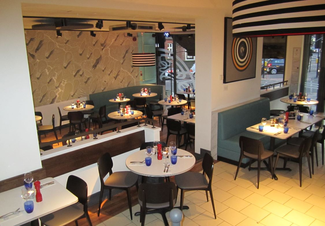 Reserve a table at PizzaExpress South Woodford
