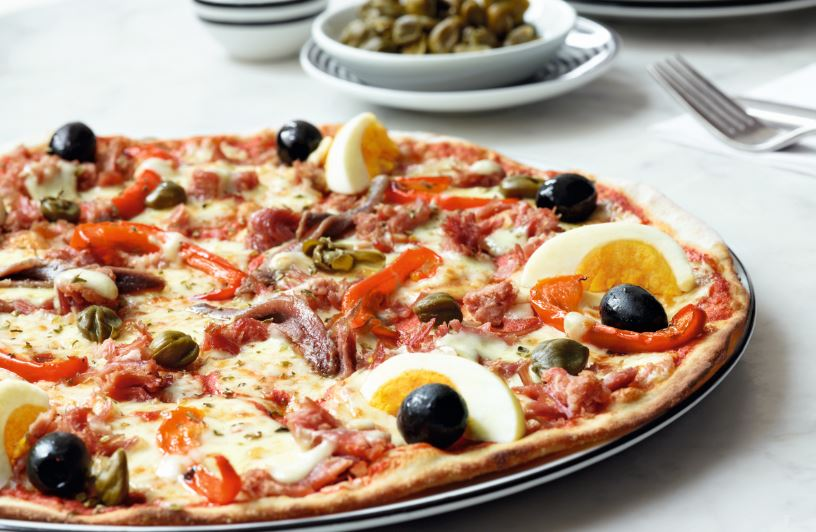 Reserve a table at PizzaExpress Spitalfields