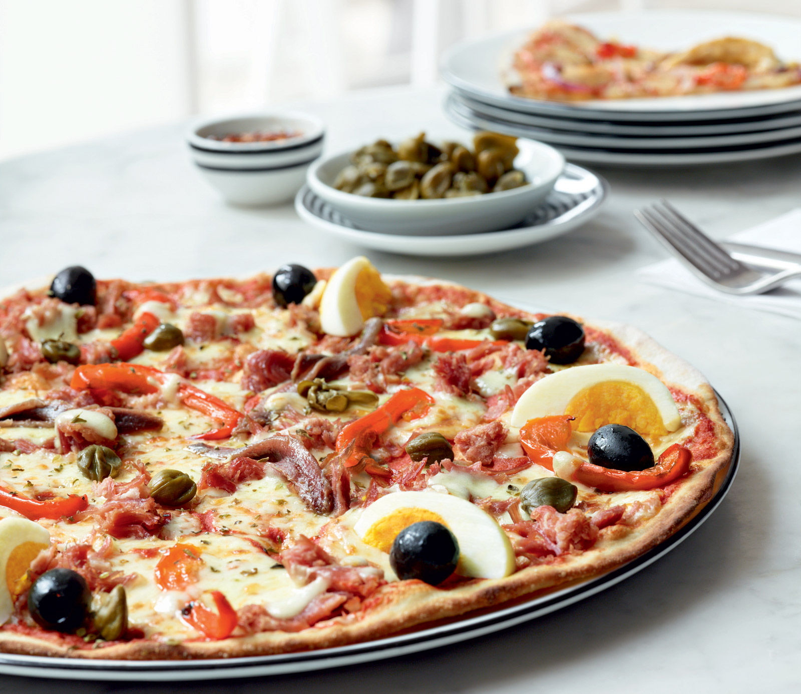 PizzaExpress St Bride St - London