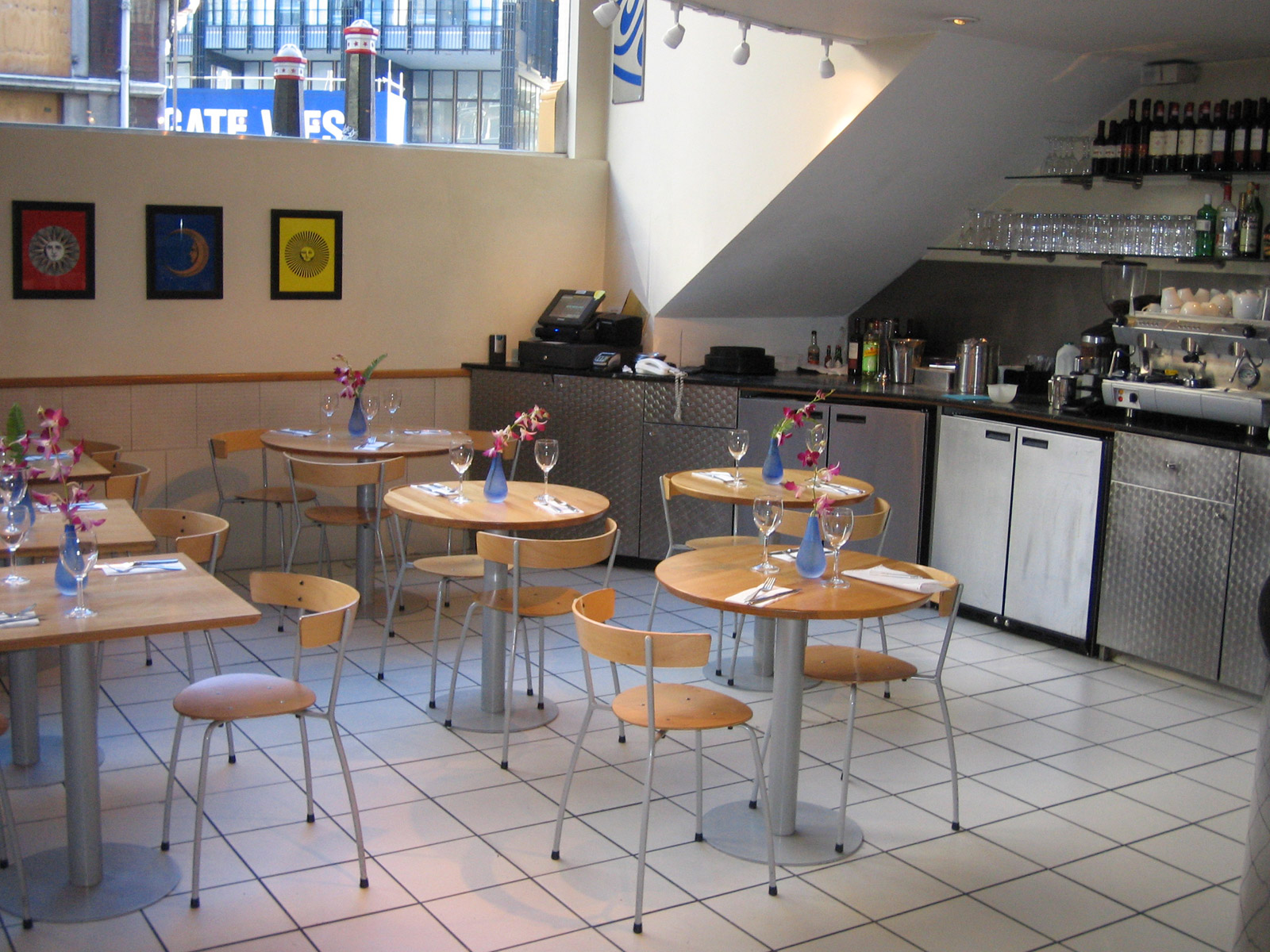 Reserve a table at PizzaExpress St Bride St