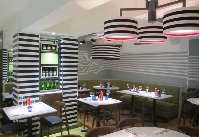 Reserve a table at PizzaExpress St Christopher's Place