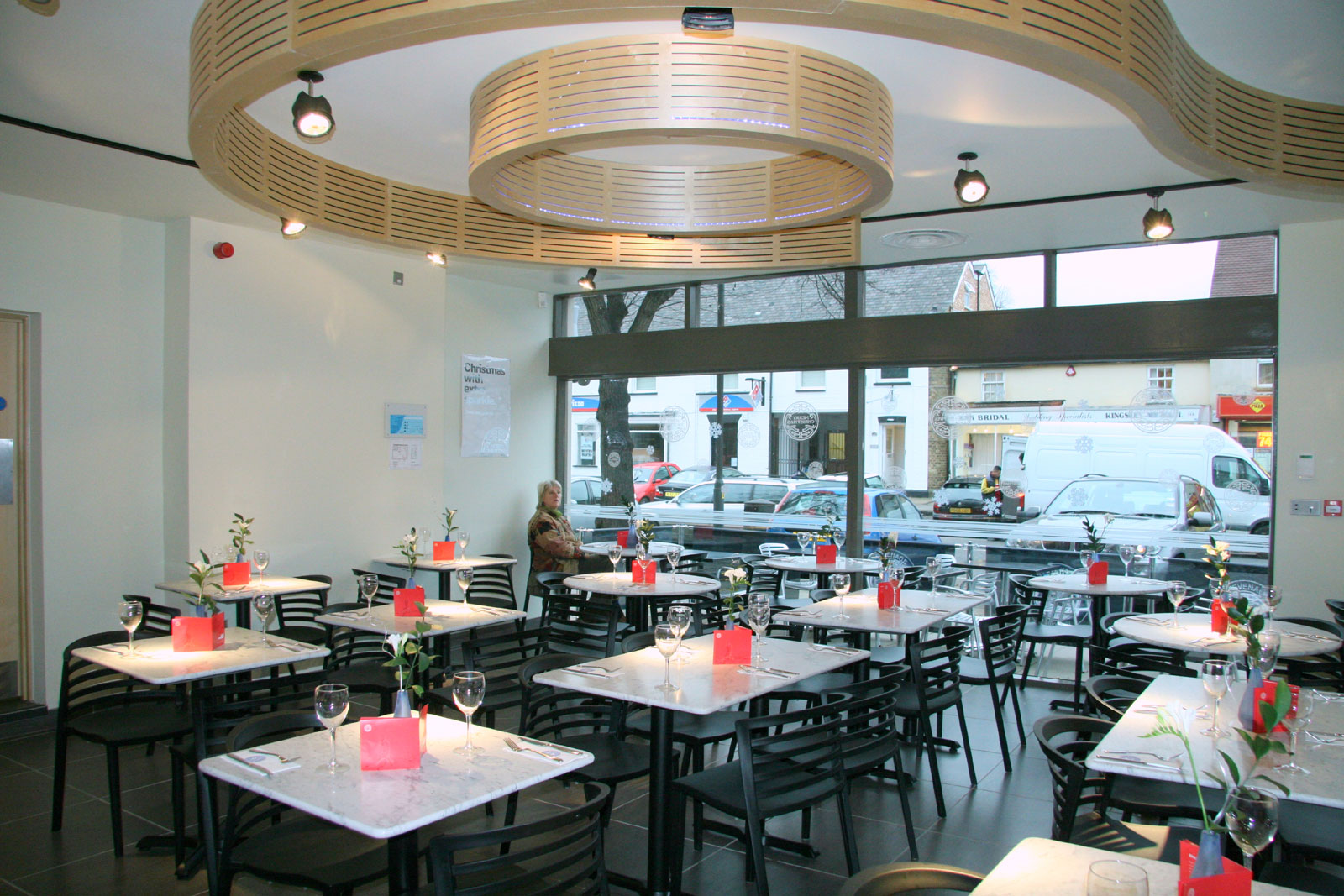 Reserve a table at PizzaExpress Stevenage