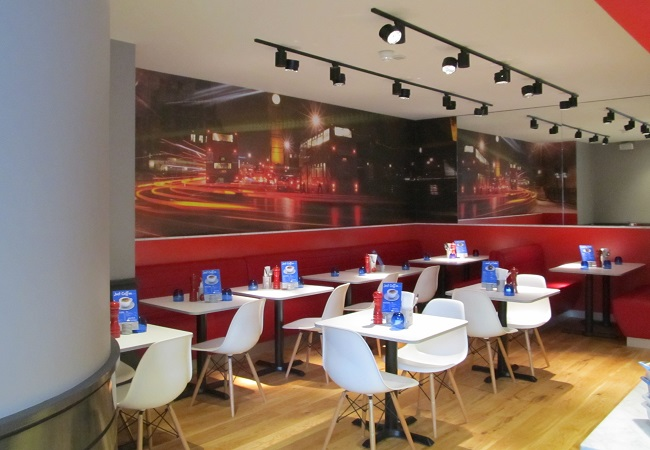 Reserve a table at PizzaExpress Strand
