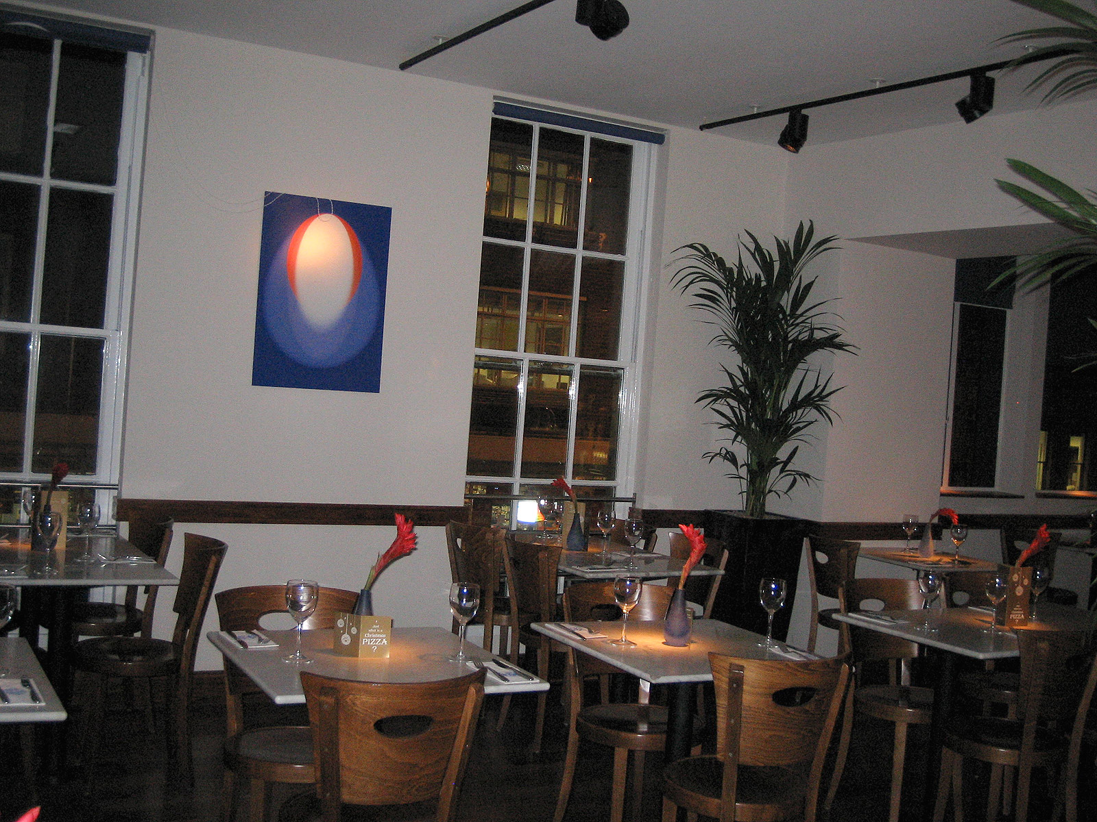 Reserve a table at PizzaExpress Thayer St