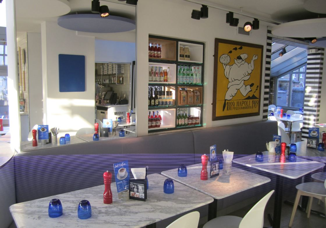 Reserve a table at PizzaExpress Wandsworth Trinity Rd