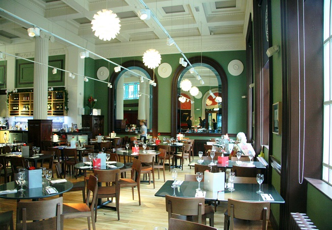 Reserve a table at PizzaExpress Liverpool Victoria St