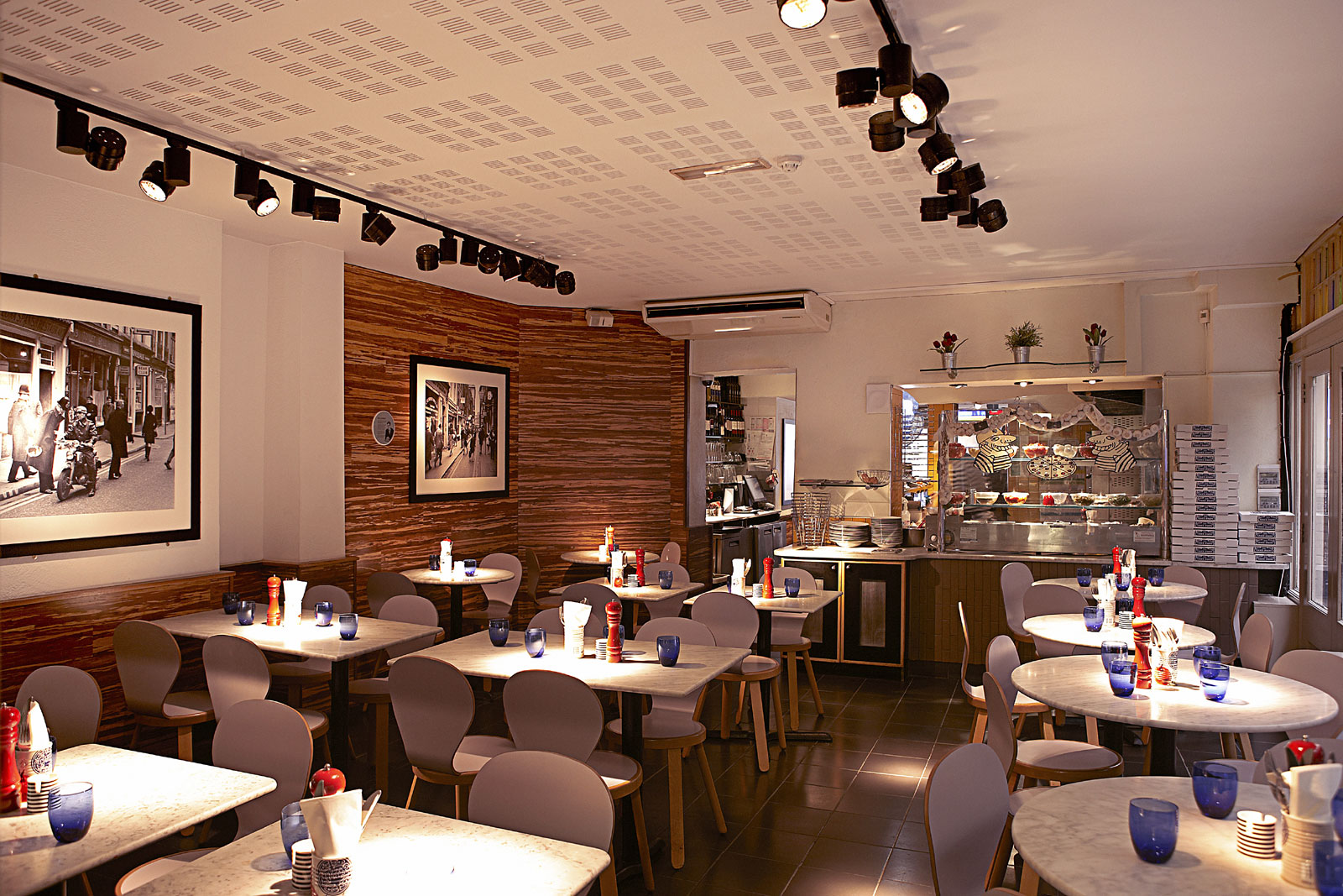 Reserve a table at PizzaExpress Wardour St