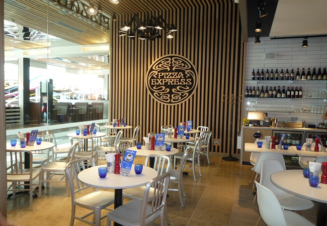 Reserve a table at PizzaExpress Stratford Westfield Centre