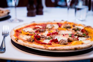 Pizzeria Oregano - Islington - London