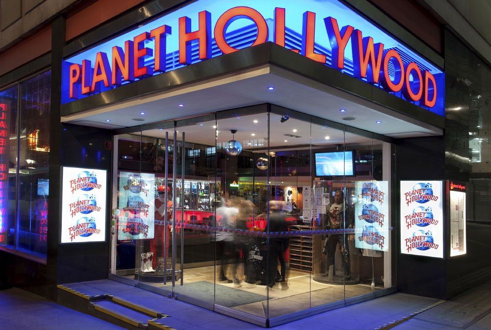 Planet Hollywood London - London