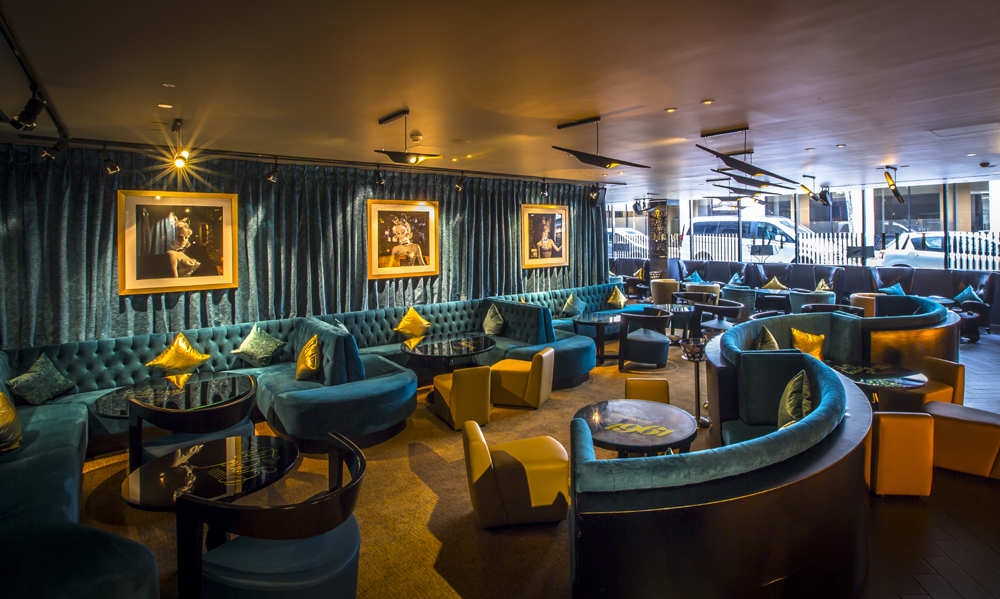 The Tale Bar at The Playboy Club London - London