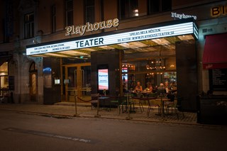 PLAYHOUSE N.Y. BAR & RESTAURANT - Stockholm