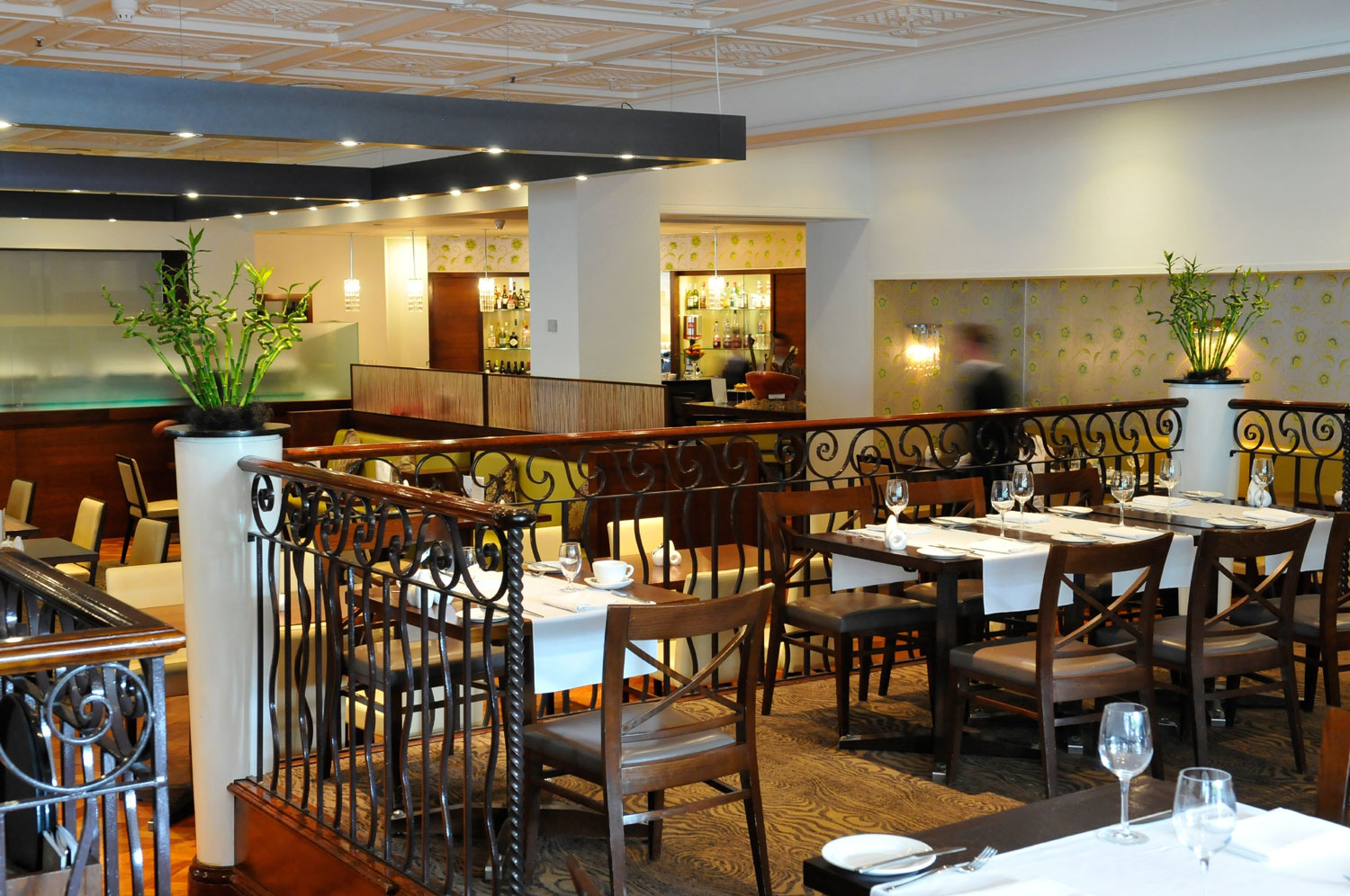 Reserve a table at Podium Restaurant and Bar - Park Lane
