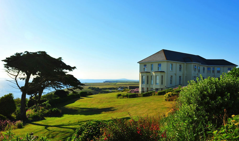 Polurrian Bay Hotel - Cornwall