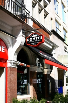 Ponti's Italian Kitchen - Duke Street - London