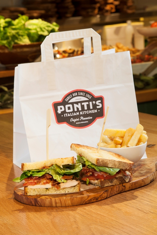 Ponti's Italian Kitchen - Oxford Circus - London