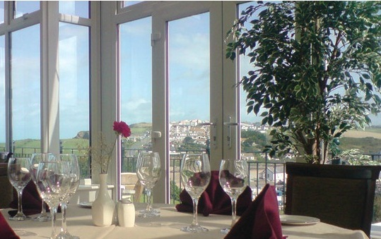 Porth Veor Manor Hotel - Beaucliffes - Cornwall