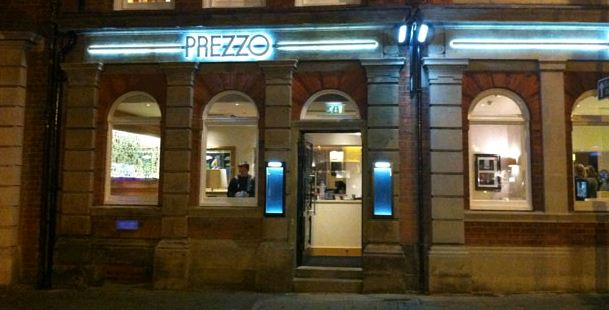 Prezzo - Beverley - East Riding of Yorkshire