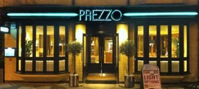 Prezzo - Cambridge - Cambridge