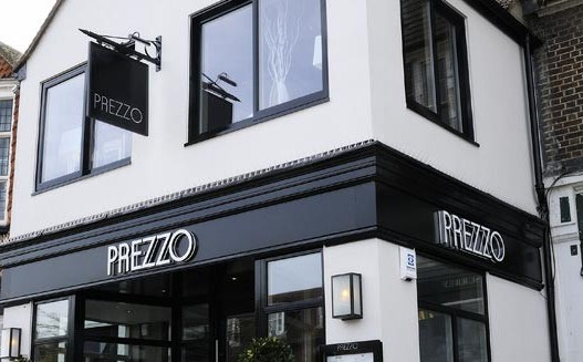 Prezzo - Crawley - West Sussex