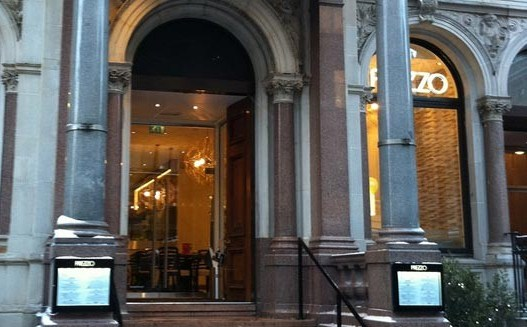 Prezzo - Glasgow St Vincent Place - Glasgow