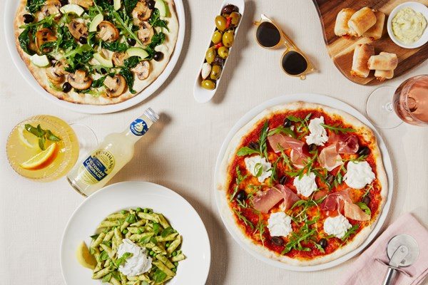 Prezzo - Glass House Street - London