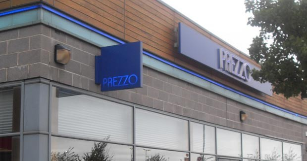 Reserve a table at Prezzo - Greenwich
