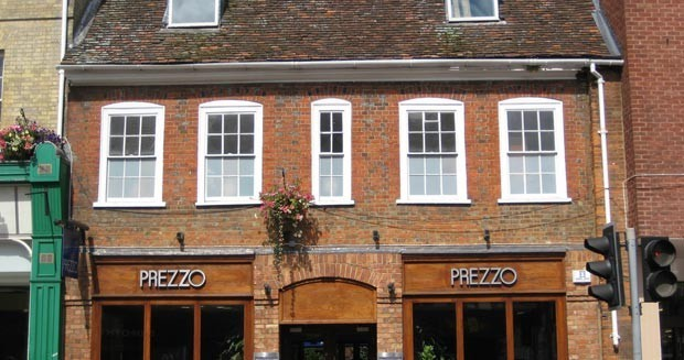 Reserve a table at Prezzo - Hitchin